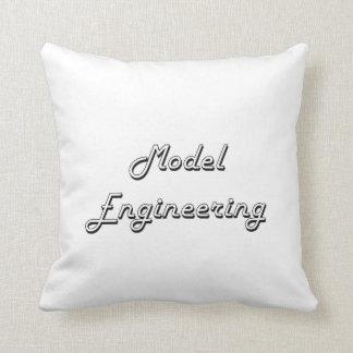 Model Engineering Classic Retro Design Cushions