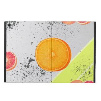 Modern Art Collage Grapefruit and Orange Powis iPad Air 2 Case