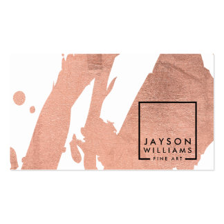 Watercolour Business Cards