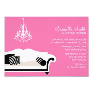 Modern Bachelorette Party or Bridal Shower Invites