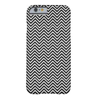 Modern Black & White Chevron iPhone 6 Case