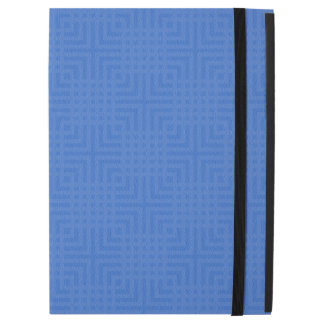 Modern Blue -Maze Pattern- Custom