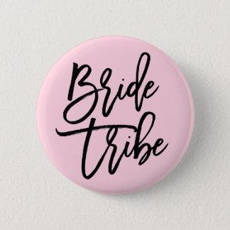 Modern Bride Tribe 6 Cm Round Badge