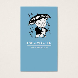 Modern Business Card | Insurance Sales
