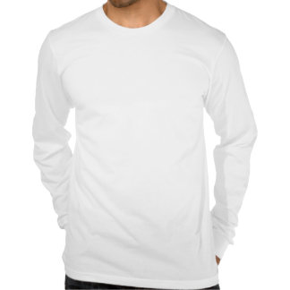 Modern Chargers Lacrosse Fitted Long Sleeve T-shirt