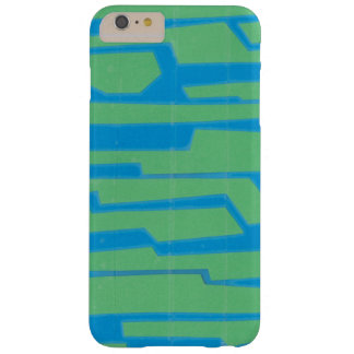 Modern Circuit V Barely There iPhone 6 Plus Case