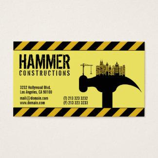 Modern Construction Builder Contractor