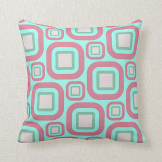 Modern Eames Rectangles 25 Cushion