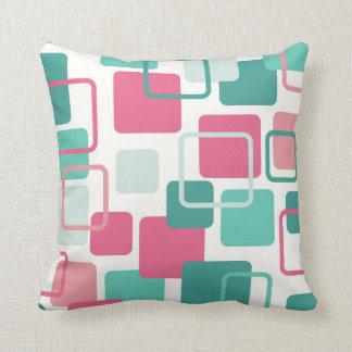 Modern Eames Rectangles 2 Cushion
