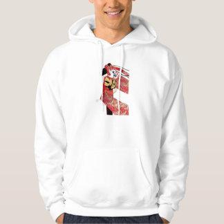 Modern girl hoodie