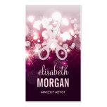 Modern Hair Stylist - Pink Glitter Sparkle