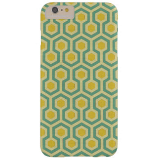 Modern honeycomb geometric tribal pattern barely there iPhone 6 plus case