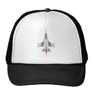 Modern Jet Fighter Plane Cap