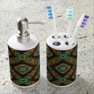 Modern Native American 19 Bathroom Set
