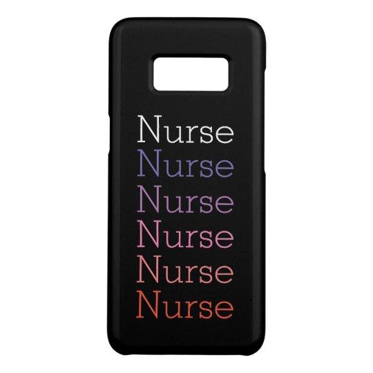 Modern Nurse Trendy Design Case-Mate Samsung Galaxy S8 Case