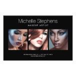 Modern Photo Flyer for Makeup Artists, Stylists II