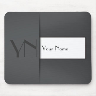 Modern Professional Grey Case - Mousepad