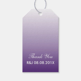 modern romantic summer lilac ombre purple wedding