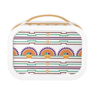 Modern Santa Fe Lunch Box