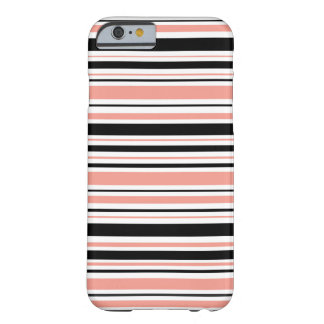 Modern Stripes Barely There iPhone 6 Case