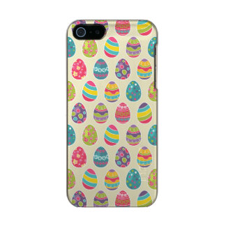 Modern Vintage Easter Eggs Decoration Pattern Incipio Feather® Shine iPhone 5 Case