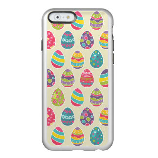 Modern Vintage Easter Eggs Decoration Pattern Incipio Feather® Shine iPhone 6 Case