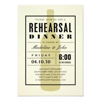 italian rehearsal dinner invitations announcements