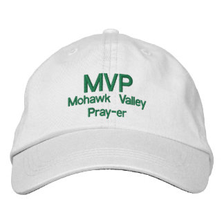 Mohawk Valley Pray-er adjustable baseball cap