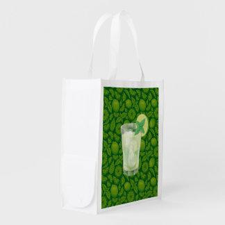 Mojito Reusable Grocery Bag