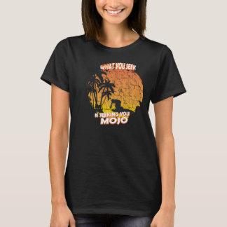MOJO, seek, surf, summer, fun, water, palm, sea T-Shirt