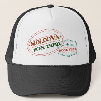 Moldova Been There Done That Trucker Hat