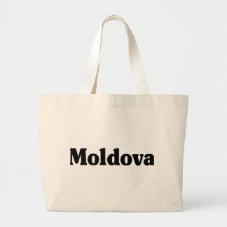 Moldova Classic Style Canvas Bag