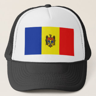 Moldova Flag Hat