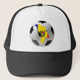 Moldova national team trucker hat