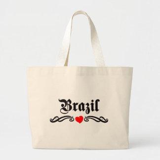 Moldova Tattoo Style Jumbo Tote Bag