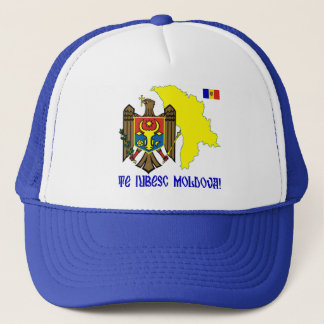 Moldova Trucker Hat