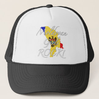 Moldovan Girls Rock! Trucker Hat