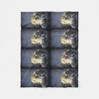 Molli 2 fleece blanket