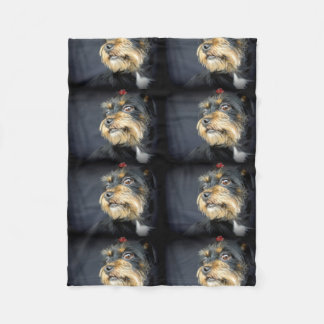 Molli Fleece Blanket