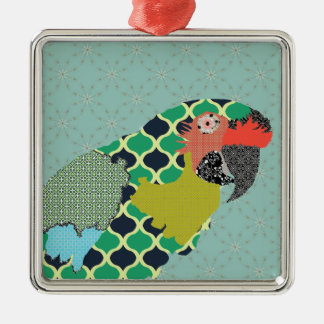 Molly Macaw Ornament