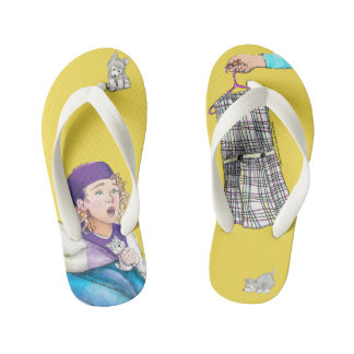 Molly McBride Flip Flops Thongs