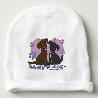 Molly & Zoe Baby Beanie
