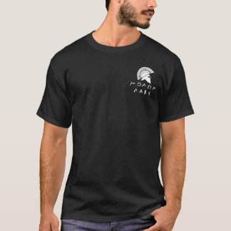 Molon Labe w/ 2nd Basic T T-Shirt