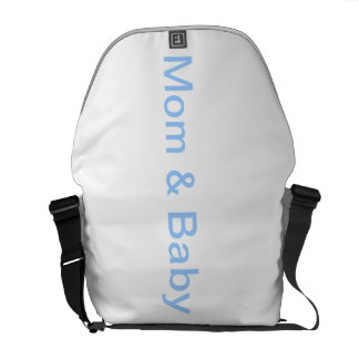 Mom & Baby All-purpose Bag Commuter Bag