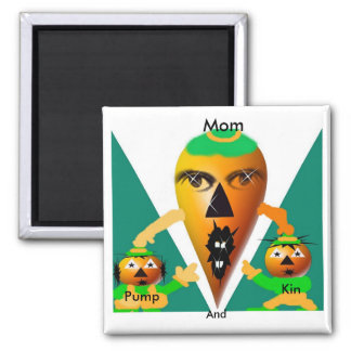 Mom Pump And Kin Magnet