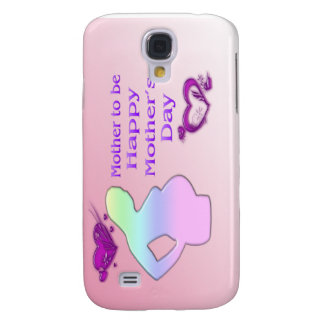 Mom To Be Mother's Day  Galaxy S4 Case
