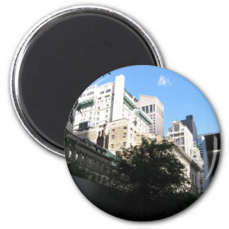 MoMA - NYC 6 Cm Round Magnet