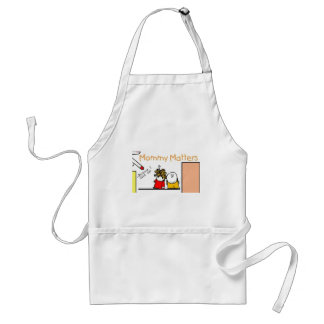 mommy matters most standard apron