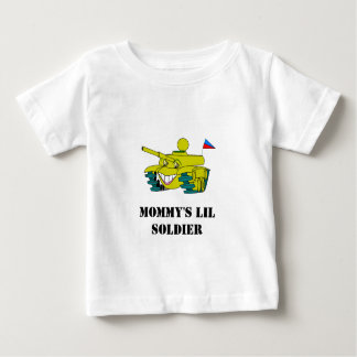 Mommy's Lil Soldier T Shirt
