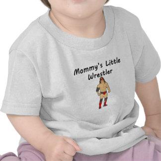 Mommy's Little Wrestler T-shirt